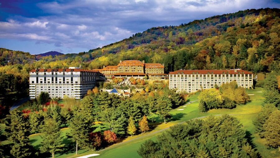 The Omni Grove Park Inn Asheville, North Carolina